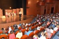 AHİLİK TEŞKİLATI - Başkent Tiyatroları, Perdelerini Yarın Açıyor