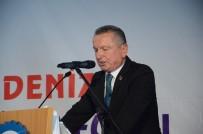 ZONGULDAK VALİSİ - Batı Karadeniz Yapı Dekorasyon Ve Mobilya Fuarı' Açıldı