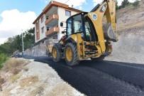 YıLDıZTEPE - Battalgazi Belediyesi Asfalt Çalışmalarını Sürdürüyor