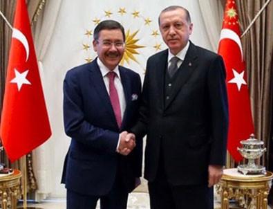 Erdoğan Gökçek görüşmesi sona erdi
