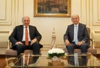 KADIR TOPBAŞ - 'Bundan Sonraki Süreçte Özellikle Düşüncem İstanbul'a Hizmet Etmek'