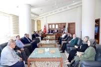 GENEL SEÇİMLER - Büyükşehir Belediye Başkanı Ahmet Çakır Açıklaması 'Malatya Olarak Örnek Teşkilatlardan Biriyiz'