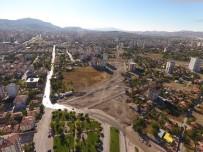 SEYRANI - Büyükşehir'de Yol Çalışmaları Devam Ediyor