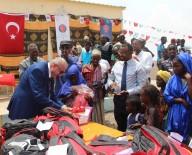 CIBUTI - Cibuti'de 400 Öğrenciye Okul Malzemesi Desteği