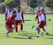 HAZIRLIK MAÇI - D.G. Sivasspor, Kasımpaşa Maçı Hazırlıklarını Sürdürdü