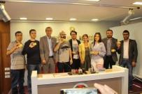 BASIN KARTI - Denizli'de 7 Gazeteci Basın Kartı Verildi