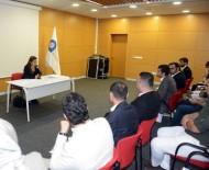 BEYIN FıRTıNASı - Ebru Türel Gençlik Meclisi'ne Konuk Oldu