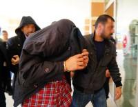 Eşini Öldüren Koca İle Babası Tutuklandı