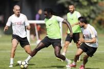 METİN OKTAY - Galatasaray, Konyaspor Maçı Hazırlıklarına Devam Etti