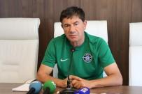 AYTAÇ DURAK - Giray Bulak Açıklaması 'Hatalarımızı Düzeltip, Eskişehirspor Maçını Kazanacağız'