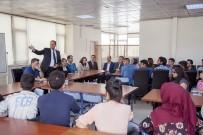 MURAT KOCA - Hakkari Sağlık Hizmetleri Meslek Yüksekokulu Oryantasyon Programı