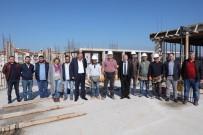 YOL ÇALIŞMASI - İlimtepe'nin Değeri Her Geçen Gün Artıyor