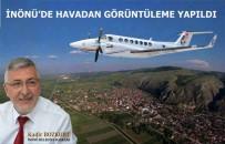 KÜMBET - İnönü'de Havadan Görüntüleme Yapıldı