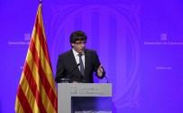 İSPANYA KRALı - İspanya Puigdemont'un Şantajına Boyun Eğmeyecek