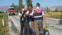 BELEVI - İzmir'de Trafik Kazası Açıklaması 1 Ölü