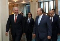 KADIR TOPBAŞ - Kadir Topbaş Açıklaması 'Bundan Sonraki Süreçte Özellikle Düşüncem İstanbul'a Hizmet Etmek'
