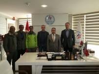 İBRAHIM COŞKUN - Kayaklı Oryantiring Avrupa Şampiyonası Erzurum'da