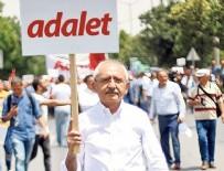 ŞÜKRÜ KÜÇÜKŞAHİN - Kılıçdaroğlu yürüyüşte 4 tırnağını kaybetti