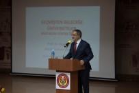 CENGİZ AYTMATOV - Kırgızistan Türkiye Manas Üniversitesi'nde İlk Ders Rektör Şahin'den