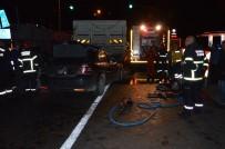 Kırıkkale'de Trafik Kazası Açıklaması 2 Ölü