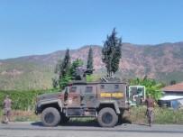 KOMANDO - Köyceğiz'de 5 Terörist Etkisiz Hale Getirildi