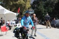 EVLAT ACISI - Lösemi Hastalığından Ölen Oğlu İçin Bisikletle 850 Kilometre Yol Katetti