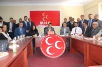 ÜLKÜCÜLER - MHP Kocasinan Teşkilatından İki Üye İhraç Edildi