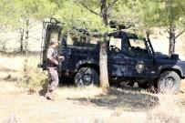 KOMANDO TUGAYI - Muğla'da 2 Teröristi Arama Çalışmaları Sürüyor