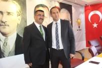 İŞGAL GİRİŞİMİ - Niğde AK Parti Niğde İl Başkanlığında Devir Teslim Töreni