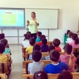 GÜZELBAĞ - Okullarda Trafik Eğitimlerine Başladı
