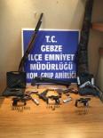 SİLAH TİCARETİ - Organize Suç Örgütüne Polis Darbesi