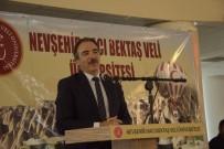 Rektör  Prof. Dr. Mazhar Bağlı Uluslararası Öğrenciler İle Bir Araya Geldi