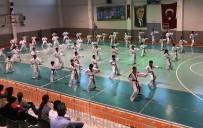 SAVUNMA SANATI - Saruhanlı'da Kuşak Terfi Sınavı Yapıldı