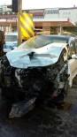 Trabzon'da Trafik Kazası Açıklaması 3 Yaşındaki Çocuk Öldü