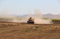 ZIRHLI ARAÇLAR - Türkiye Ve Irak Askerlerinin Tatbikatı Sürüyor