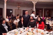 EMEL SAYIN - Üsküdar'da Kültür Sanat Sezonuna Görkemli Açılış