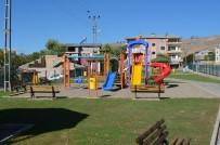 ÇOCUK PARKI - Yapımı Tamamlanan Park Hizmete Girdi