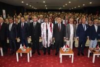 ÖZEL ÜNİVERSİTE - Yeni Akademik Yılın İlk Dersini Eski Bakan Rrof. Dr. Nabi Avcı Verdi