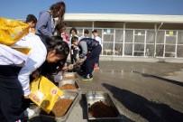 EĞİTİMLİ KÖPEK - Yenimahalleli Çocuklara Hayvan Sevgisi Aşılandı