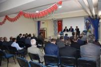 SUAT SEYITOĞLU - Yenişehir'de Eğitim Toplantısı