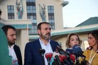 ŞEHİTLER ABİDESİ - AK Parti Sözcüsü Ünal'dan 'Gökçek' Açıklaması