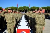 ABDULLAH UÇGUN - Alaşehir'de Bin 742 Acemi Asker Yemin Etti
