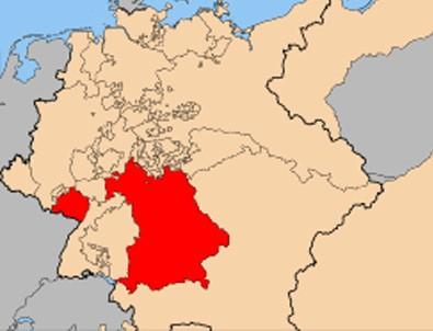 Almanya'da Bavyera hareketi