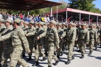 OSMAN VAROL - Amasya'da 4 Bin 500 Mehmetçik Yemin Etti