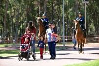 SEMT PAZARLARı - Antalya'da 'Atlı Zabıta Birimi' Göreve Başlıyor