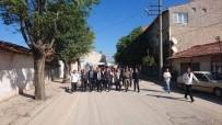 ÜMMET - Aslanapa'da Sağlıklı Yaşam Yürüyüşü