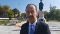 ATATÜRK HEYKELİ - Atatürk Anıtı Çevresinde Zemin Düzenlemeleri