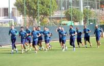 CENGIZ AYDOĞAN - Aytemiz Alanyaspor, Başakşehir Maçı Hazırlıkları Başladı