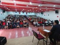 MEHMET ÖZCAN - Bahçesaray'da Eğitim Toplantısı