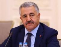 3. HAVALİMANI - Bakan Arslan 3. Havalimanı için tarih verdi